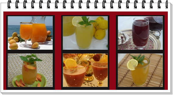İçecekler - Meyve Suları